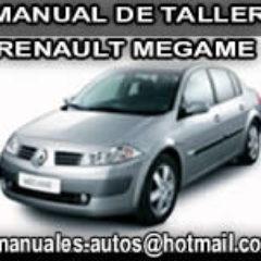 manual de reparacion renault megame 2009 2010
