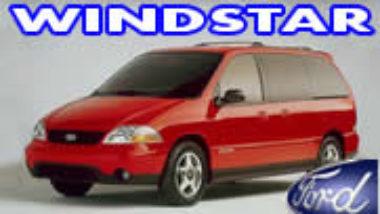Manual De Reparación Ford Windstar 2000