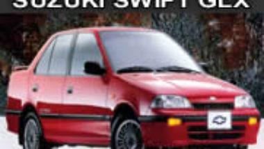 Manual De Reparación  Suzuki Swift Glx 2005
