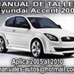 Owners Manual Hyundai Accent 2006