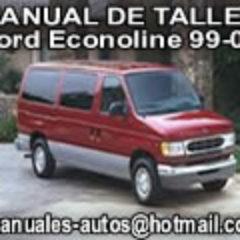 ford econoline 2000