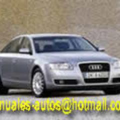 Audi A6 Quattro 2005 Manual Reparacion Fallas Diagnosticos Codigos-1
