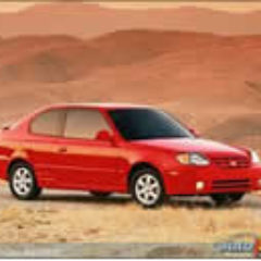 Hyundai Accent verna 2004 2005 Manual De Reparacion y Mecanica - Automecanica