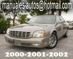 Manual De Reparacion Cadillac 2000 2001 2002 2003 al 2005