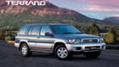 Nissan Terrano R20 2002 2003 2004 Manual De Reparacion Mecanica