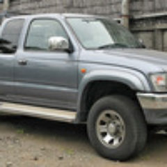 Toyota Hilux 1989 2002 Manual De Mecanica y Reparacion Taller