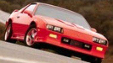 Manual De Reparacion Taller Chevrolet Camaro 1982-1992