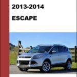 Manual De Reparacion Mecanica Ford Escape 2012 2013 2014